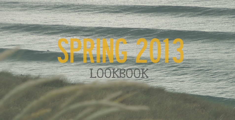 Spring 13 lookbook