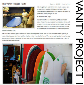 The vanity project 1